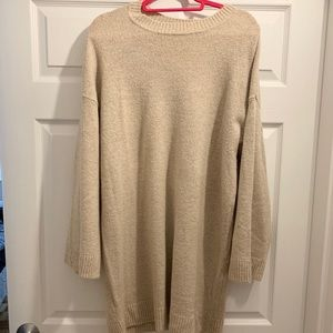 ASOS Sweater Dress Size L